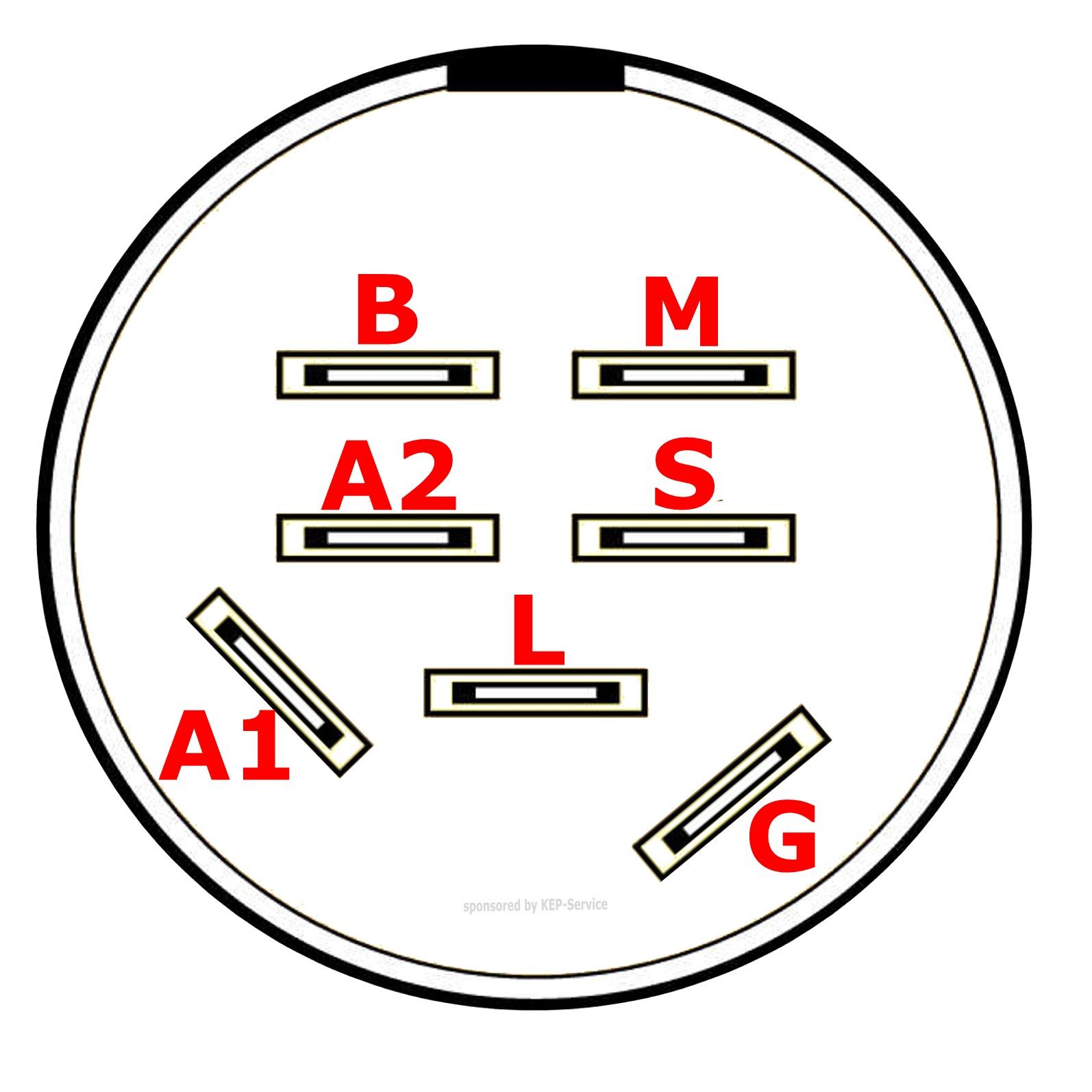 Erfreut 7 Poliger Schaltplan Galerie - Schaltplan Serie Circuit ...
